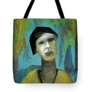Walking In A Forest Tote Bag
