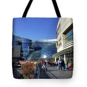 Warsaw Shopping Mall Tote Bag