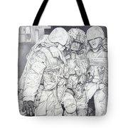 Wartime Loyalty Tote Bag