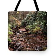 Washington Creek Tote Bag