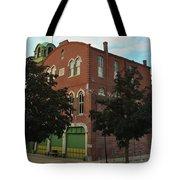 Washington Fire Company - Conshohocken Pennsylvania Tote Bag