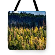 Washington - Gifford Pinchot National Forest Tote Bag