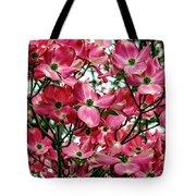 Washington State Magnolia Tote Bag
