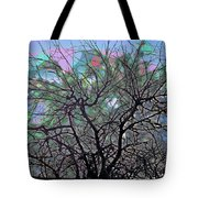 Wasteway Willow 08 Tote Bag