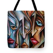 Watch Closely Tote Bag