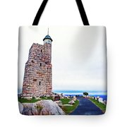 Watchtower Of The Sky Tote Bag