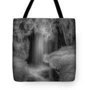 Water And Ice 9 Tote Bag