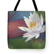 Water Beauty Tote Bag