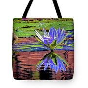 Water Lily10 Tote Bag