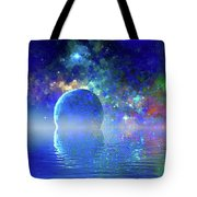 Water Planet One Tote Bag