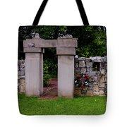 Waterloo Civil War Memorial Tote Bag
