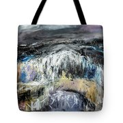 Waves Tote Bag by Jeremy Holton