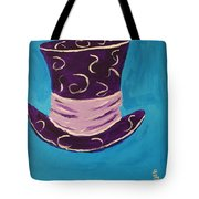 We Are All Mad Tote Bag