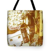 Weathered In Nostalgia Tote Bag