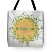 Welcome - Bienvenue Tote Bag