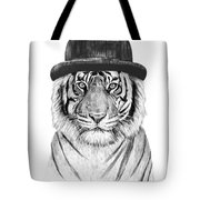 Welcome To The Jungle Tote Bag