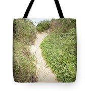 Wellfleet Sand Dunes Tote Bag