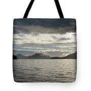 West Coast Islands Tote Bag