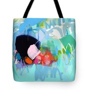 West Coast Wanderlust Tote Bag