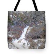 West Dakota January Prairie Tote Bag