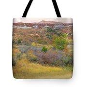 West River Autumn Reverie Tote Bag