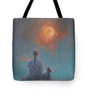 Western Daughter Tote Bag