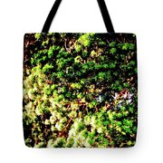 What Shade Of Green Tote Bag
