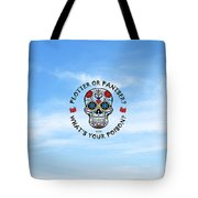 What's Your Poison? Tote Bag