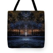 When Courage Springs Forth Tote Bag