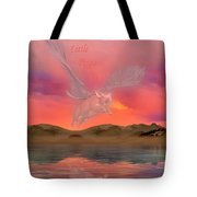 When Little Piggies Fly Tote Bag