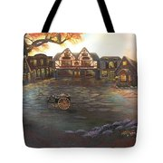 Where Stories Are Told Tote Bag