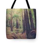 Wherever You May Roam Tote Bag