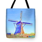 Whimsy Tote Bag by Fran Riley