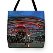 Whirling Into Fall 2 Tote Bag