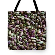Whirling Pistachios Tote Bag