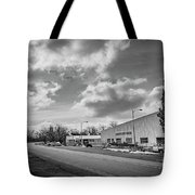 White Bear Island Marine Tote Bag