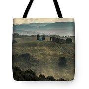 White Chapel Tote Bag