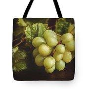 White Grapes Tote Bag