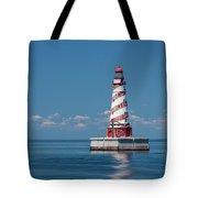 White Shoal Lighthouse 20 Tote Bag