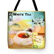 White Tea Blend  Tote Bag