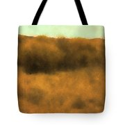 Wild And Golden Tote Bag by David King