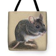 Wild Deer Mouse Tote Bag