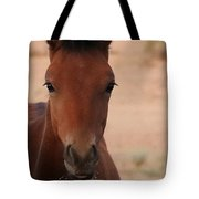 Wild Horse Luke Tote Bag