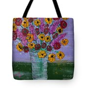 Wild Tote Bag by Kim Nelson