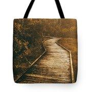 Wild Routes Tote Bag