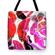 Wild Vibrancy Tote Bag