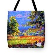 Wildflower Fields Tote Bag