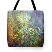 Wildflower Tangle 5694 Idp_2 Tote Bag