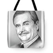 William Daniels Tote Bag