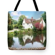 Willy Lott's House Tote Bag